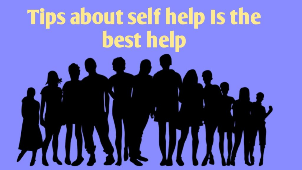 self help Is the best help expansion of idea